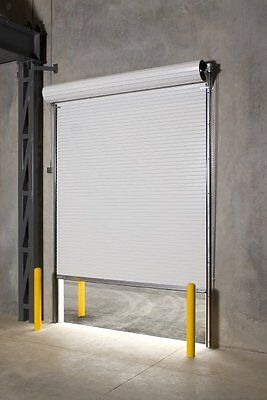 Durosteel Janus 8 Wide By 10 Tall 2000 Series Commercial Roll-up Door Direct