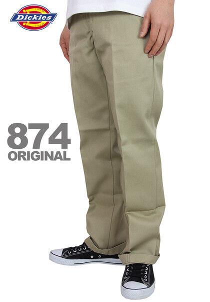 Dickies 874 Original Classic Work Pants Various Colors & Sizes *Free US Shipping