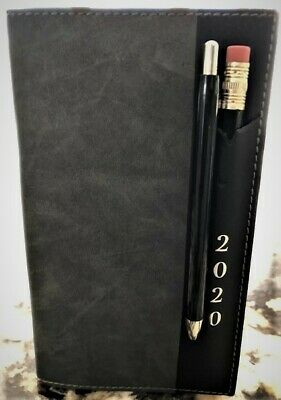 Calendar With Pockets (2020 Pocket Pal Weekly Calendar with Pen and Pencil - On)