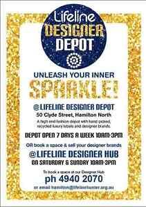 Lifeline Designer Depot  1/ 50 Clyde Street Hamilton North open Hamilton North Newcastle Area Preview