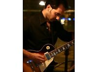 Professional guitarist - session musician