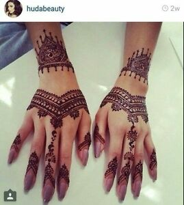 Henna Designs /bridal henna,Henna Party(chamicals Free) Stratford Kitchener Area image 3