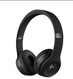 Beats wireless solo 3 headphone dr Dre beats