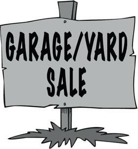Huge Garage/Yard Sale-Sat. Aug.11/18-Champlain Hgts