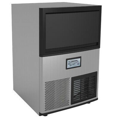 Commercial Undercounter 55 Lb. Ice Maker Machine Nsf