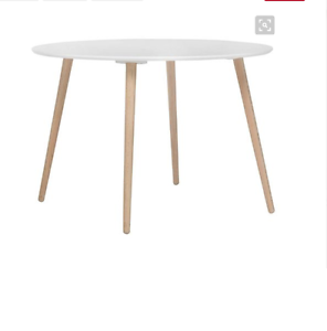 Brandon Dining Table - Freedom - Warranty replacement Moore Park Inner Sydney Preview