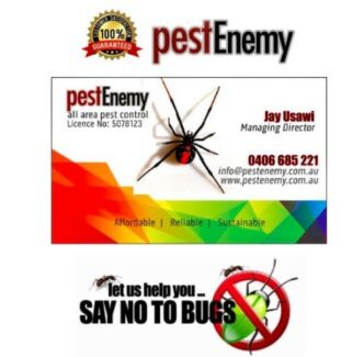 Pest Enemy Control  All Area