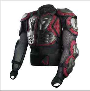 Armure de Motocross/ Full back Protected Gears Racing Protection
