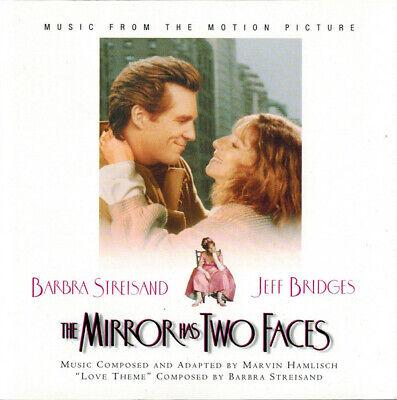 * DISC ONLY * / CD /  Barbra Streisand / Hamlisch – The Mirror Has Two