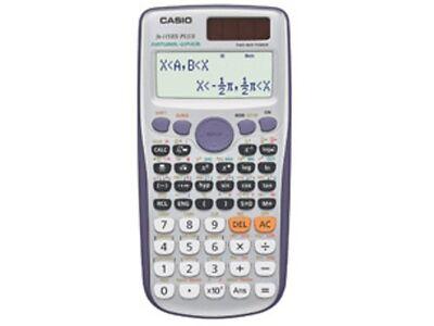 10 Pcs Casio FX-115ES Plus Advanced Scientific Calculator 2 Line Calculator