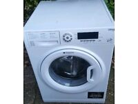 FREE DELIVERY HOTPOINT 10KG LOAD 1600 SPIN SUPERCLEAN SERVICED AS NEW £139.99 Offers