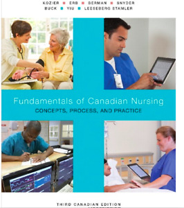 Fundamentals of Canadian Nursing 3rd Edition Kozier and Erb
