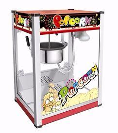 8oz / 8 Ounce Popcorn Machine | Brand New