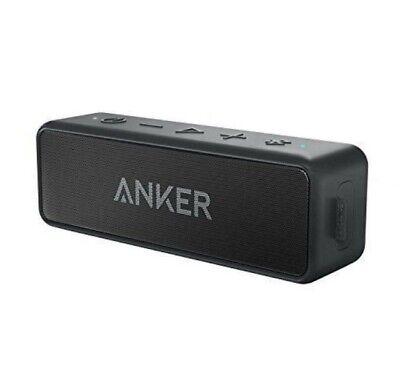 Anker SoundCore 2 Bluetooth 4.2 Lautsprecher - Wasserdicht mit kraftvollem