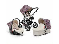 Uber child 3in1 travel system