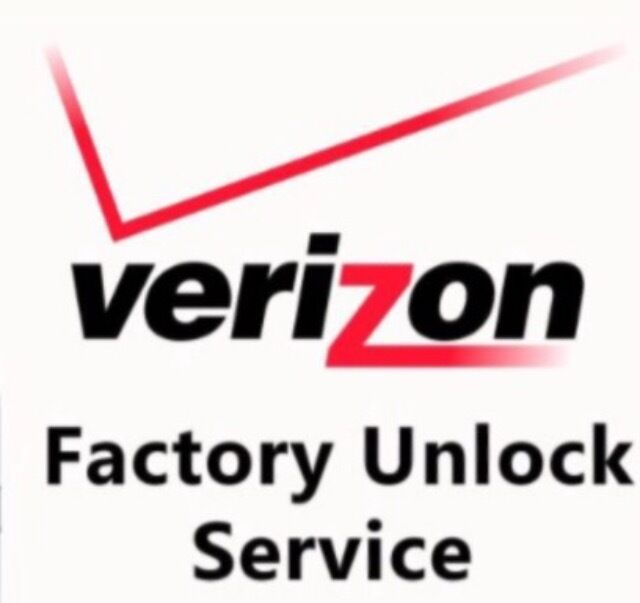 VERIZON Unlock Service Samsung Galaxy S3-S9+, S6-S8 EDGE, EDGE+, NOTES, LG, HTC
