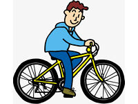 MENS MOUNTAIN BIKE WANTED - UP TO £60 - MUST BE ABLE TO DELIVER TO MK6 3DY
