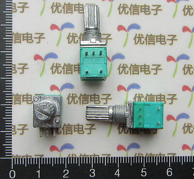 Dz413 Single 5 With Switch Audio Amplifier Sealed Potentiometer B10k 15mm Nut