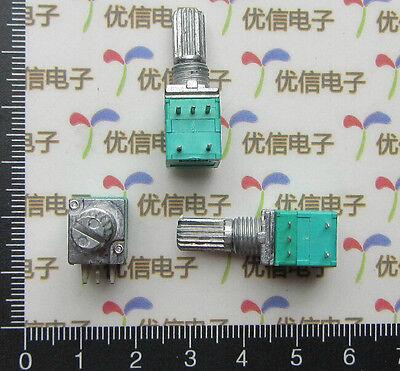 Dz413 Single 5 With Switch Audio Amplifier Sealed Potentiometer B10k 15mm Nut
