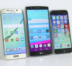 iphones, Samsungs and LG phones for sale in Cornwall