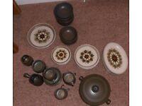 Denby Sherwood Pottery Earthenware