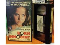 Born innocent - Linda Blair exploitation film - Original UNCUT Pre-Cert VHS