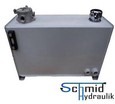 Hydrauliktank 50 Liter Hydrauliköltank