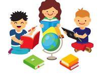 Primary School Tutor- Clarkston area