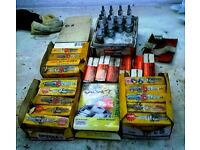 spark plugs 100 new shop soiled old stock