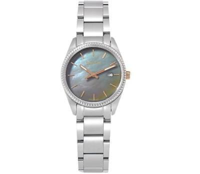 Calvin Klein K5R33B4Y ALLIANCE 30mm Womens Stainless Steel Watch Swiss made