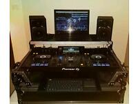 pioneer xdj-rx for sale with case
