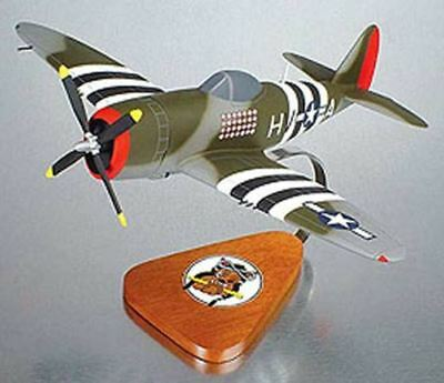 A4232 Executive Display Models United States Air Force P-47 Model Airplane