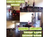 Fitness classes in wishaw