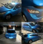 2012 Mazda 3 Sp25 5d Hatchback Gungahlin Gungahlin Area Preview
