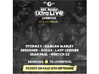Bbc1xtra live tickets (standing) 💃🏾