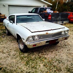 1968 Chevelle Project