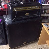 My B-52 Half stack for your Bass head