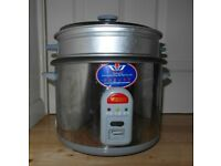 Large Popular Electrical Chinese Rice Cooker 13x13''/33x33cm