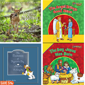 ✪ NEW - Children's Books (Ranging From $6 - $14)