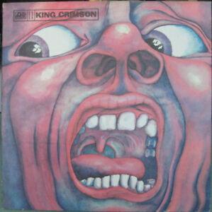 King Crimson – In The Court Of The Crimson King ★ Vinyl 33tour