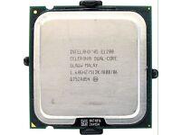 2x LGA 775 CPUs