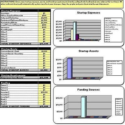 Repo Man Repossession Service Start Up Business Plan Template MS Word Excel NEW