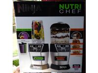 Nutri Chef Ninja BRAND NEW Never been out of box.