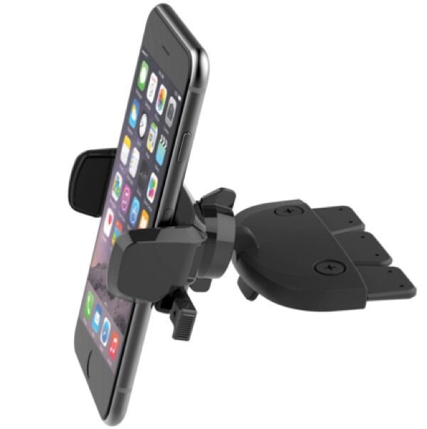 iOttie Easy One Touch Mini CD Slot Universal Car Mount Holde