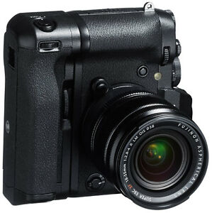 Fuji X-T1 with Vertical Grip and 18-55mm Lens