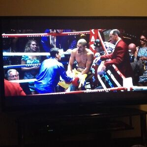 """60"""" LG 1080p flat screen for trade"""