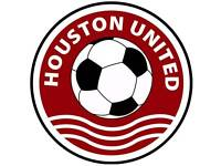 Houston United amateurs LOOKING FOR PLAYERS