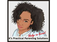 K's Practical Parenting Solutions - a personalised parenting support service
