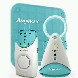 Angel care sound and movement monitor