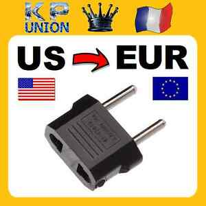 Adaptateur secteur us chine vers prise l ctrique eu - Adaptateur electrique usa europe ...